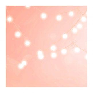 Nightglow blush pink